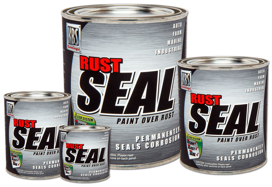 RustSeal - Rust Prevention