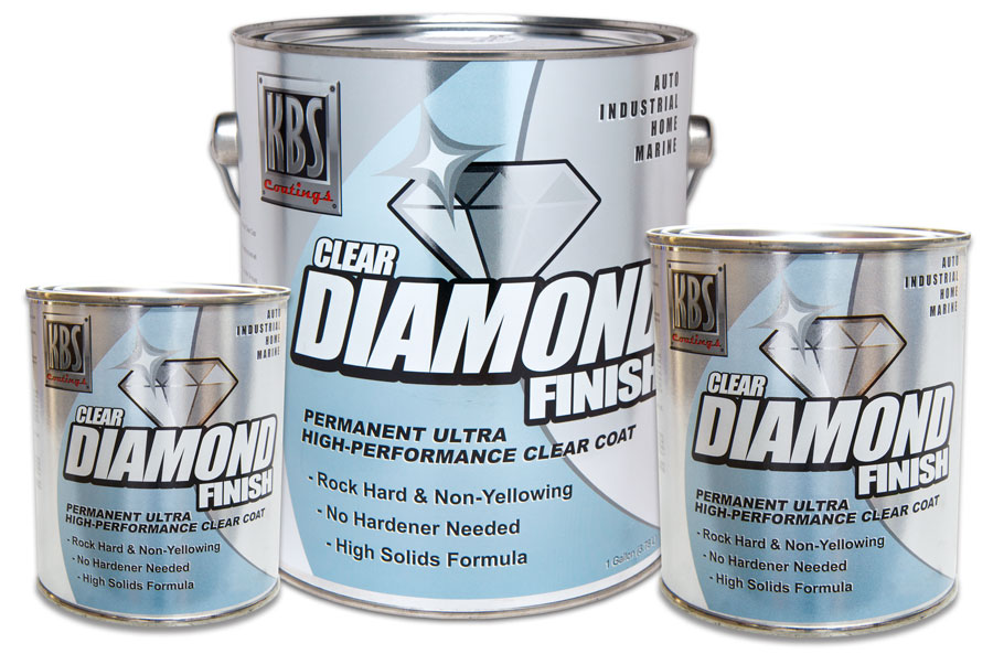 DiamondFinish Clear - Automotive Clear Coat