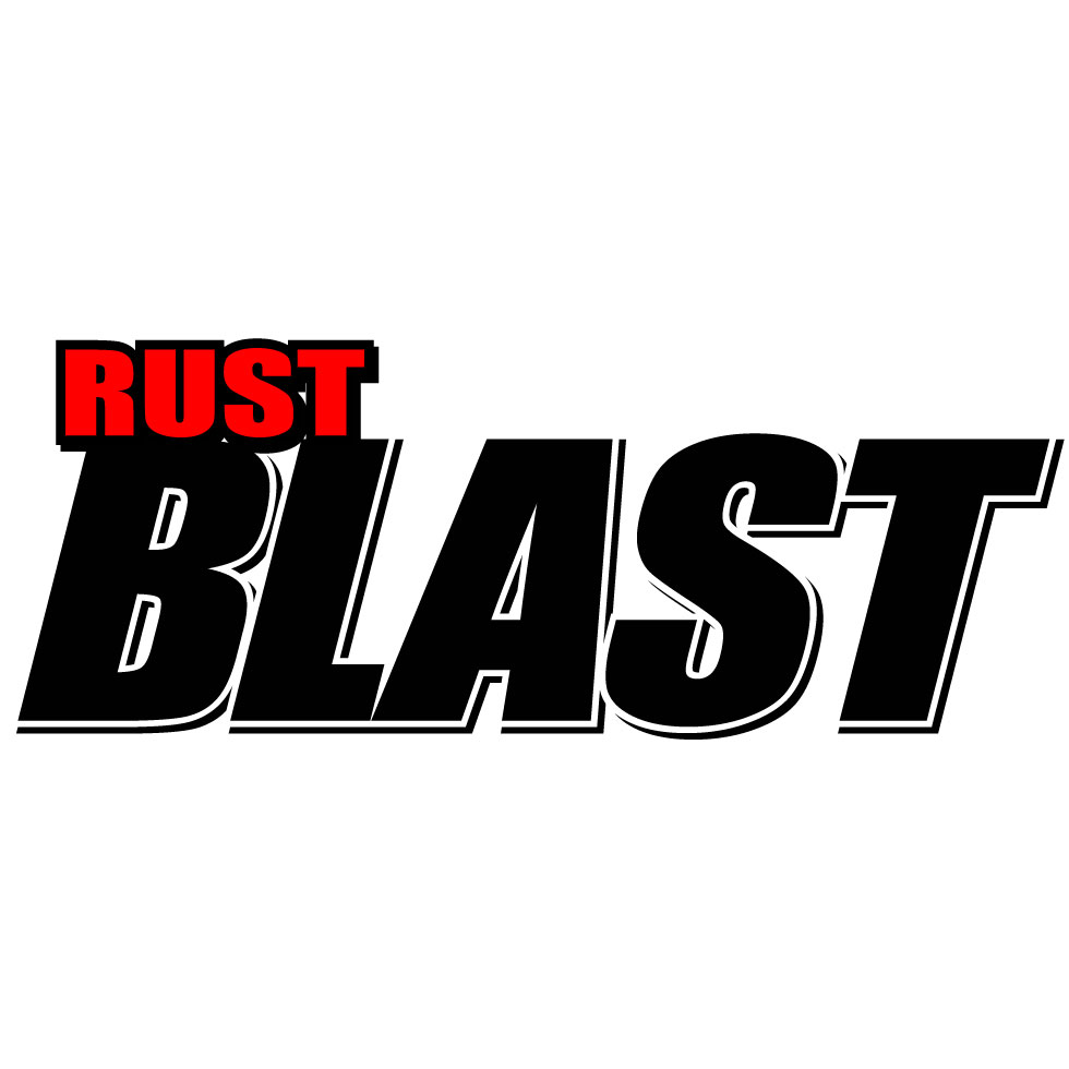 RustBlast Gallon 5 Gallon Pail - Powerful Metal Acid Etch and Rust Remover