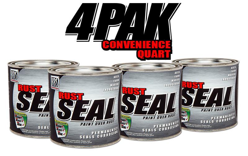 4PAK - Convenience Quart