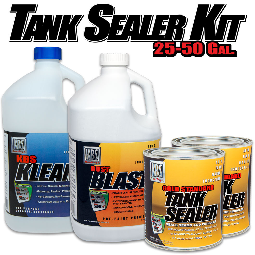 Tank Sealer Kit for 25-50 Gallon Tanks