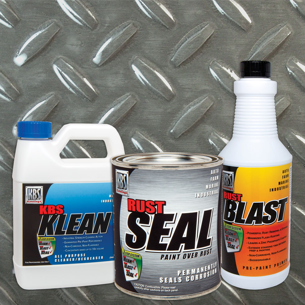 Frame Coater Kit - Silver | Frame Paint Kit | Chassis Paint Kit | Rust Prevention