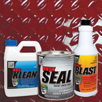 Frame Coater Kit - Oxide Red | Frame Paint Kit | Chassis Paint Kit | Rust Prevention