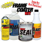 Ultimate Frame Coater Kit