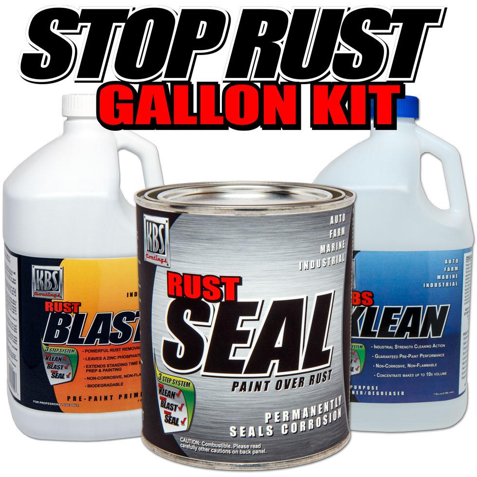 Stop Rust Gallon Kit
