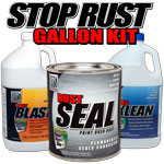 Stop Rust Gallon Kit