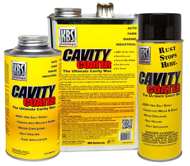 Cavity Coater
