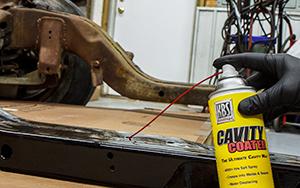 Cavity Coater - Cavity Wax