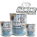 DiamondFinish Clear - Direct To Metal or Other Coatings - 1K Water Clear Coating