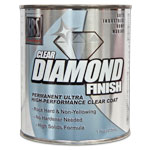 DiamondFinish Clear - Pint - 1K Clear Coat - Direct To Metal or Other Coatings - Water Clear