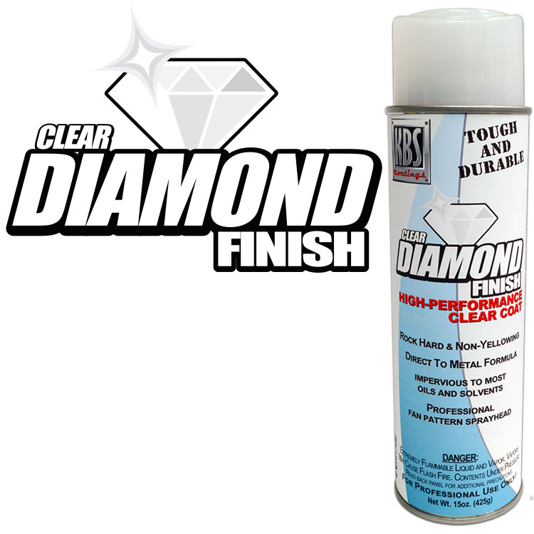 DiamondFinish Clear Aerosol