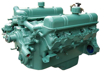 Motor Coater - Engine Enamel and Engine Paint