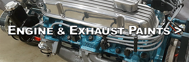 Engine Paints and Exhaust Paints from KBS Coatings