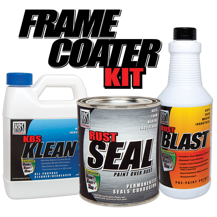 Frame Coater Kit