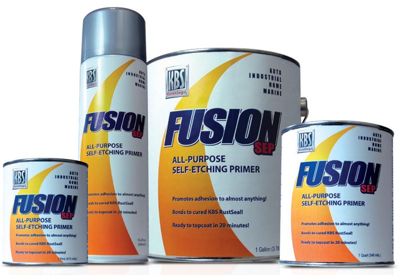 Fusion - Self-Etching Primer