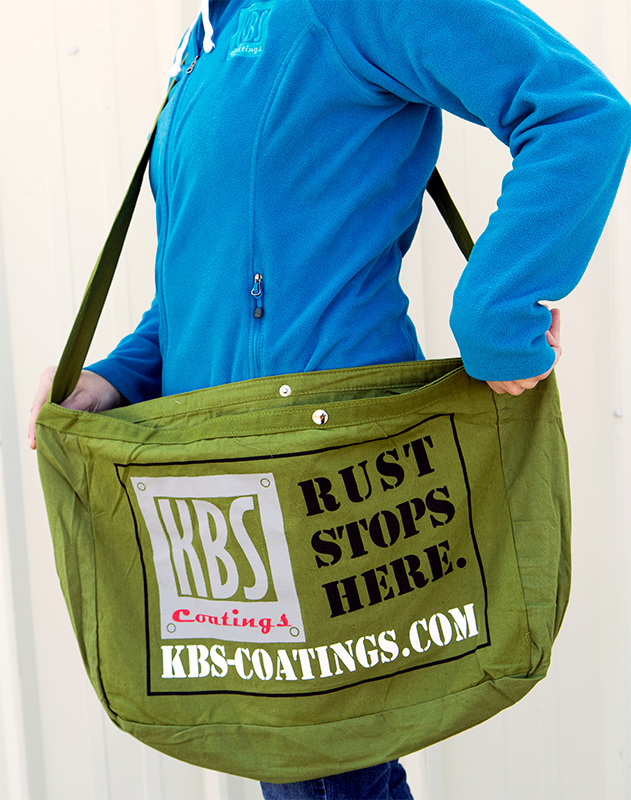 KBS Canvas Tote Bag - Free with $100 or More!