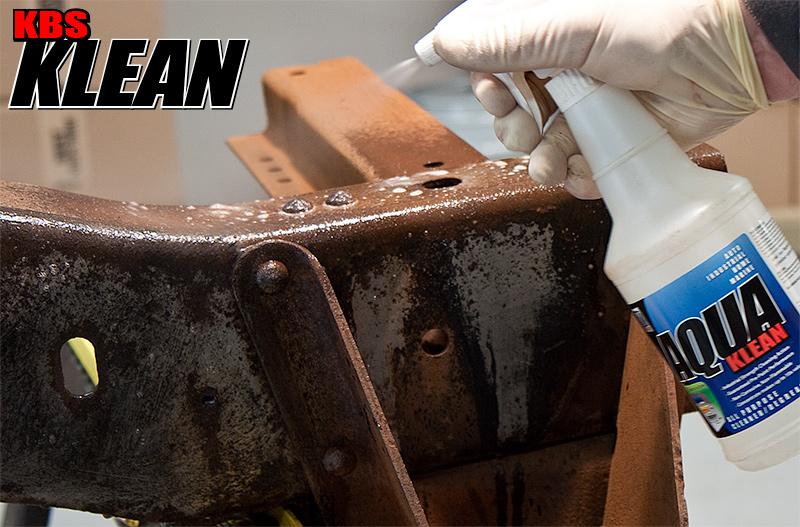 Kbs Klean Industrial Cleaner And Degreaser Kbs Coatings