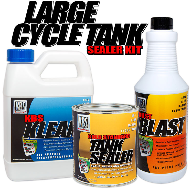 Large Cycle Tank Sealer Kit