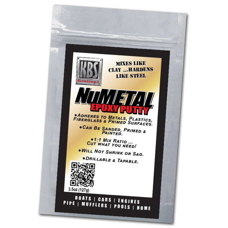KBS NuMetal - Epoxy Putty