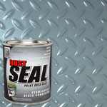 RustSeal Quart Grey - Rust Prevention - Stop Rust Paint - Frame Paint and Concrete Sealer