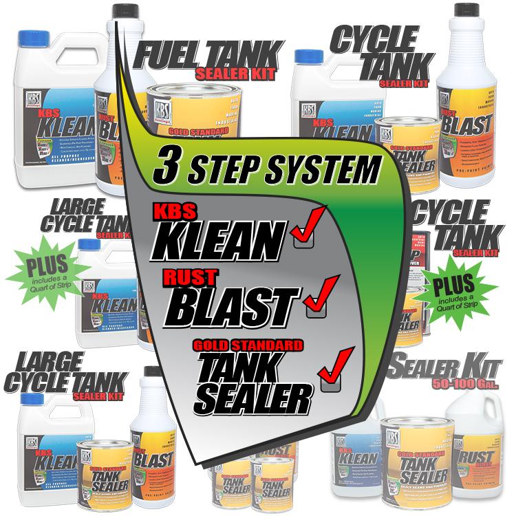 KBS Tank Sealer System