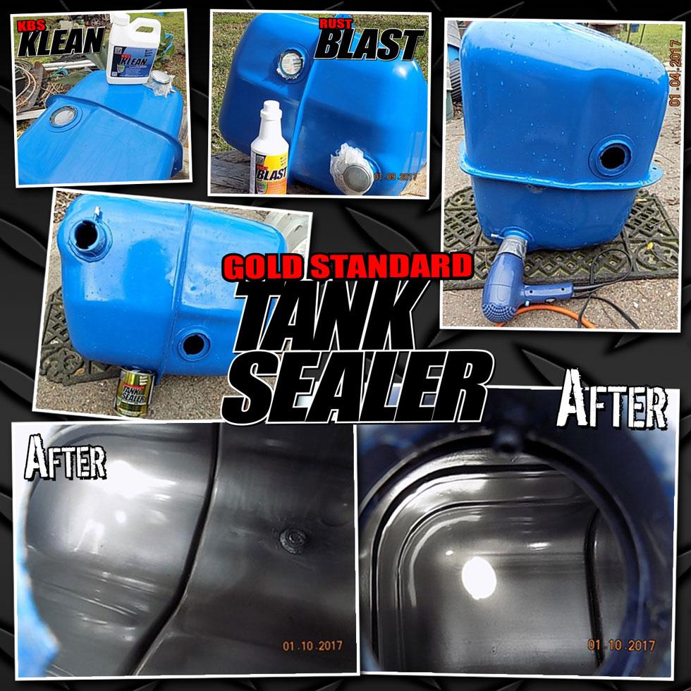 Cycle Tank Sealer Kit