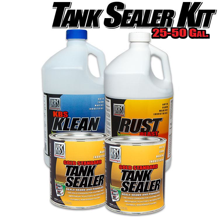 Tank Sealer Kit for 25-50 Gallon Tanks