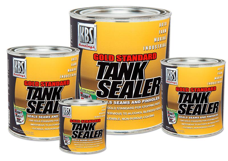 Gold Standard Tank Sealer