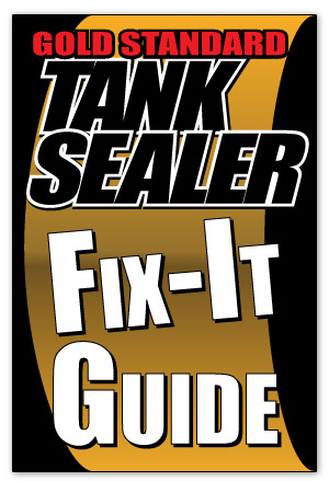 Tank Sealer Fix-It Guide