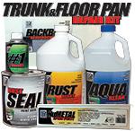 Trunk and Floorpan Repair Kit