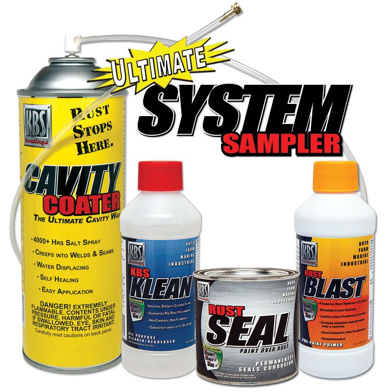 Ultimate System Sampler Kit