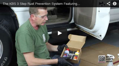 Using RustSeal to Fix a Rusting Car Door