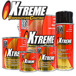 XTC - Xtreme Temperature Coating