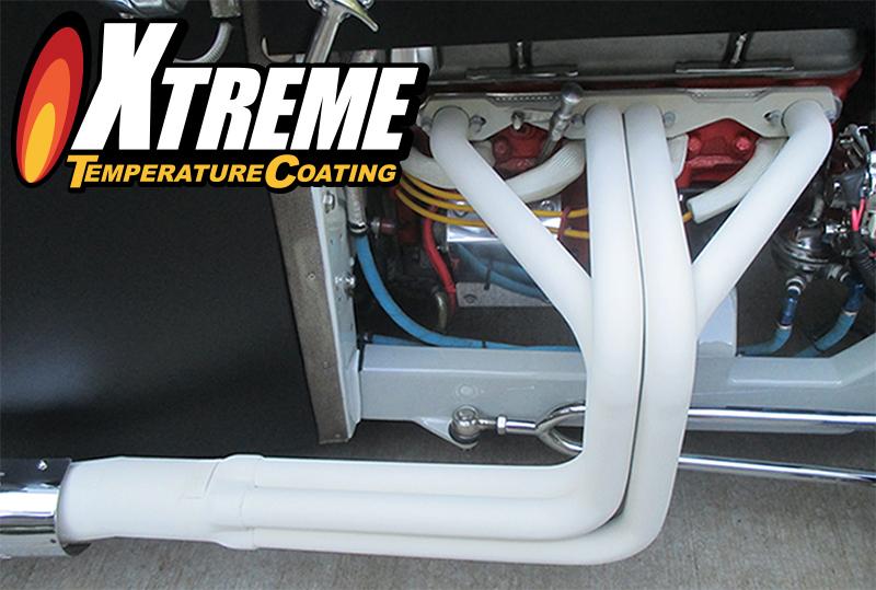 Xtreme Temperature Coating High Temperature Paint Header Paint Stove Paint