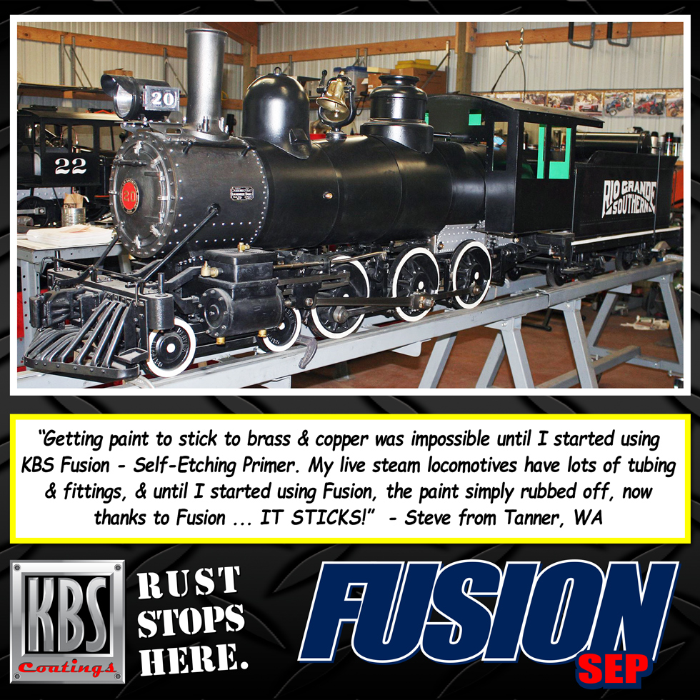 KBS Fusion Self-Etching Primer