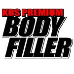 KBS Premium Body Filler - Gallon Size
