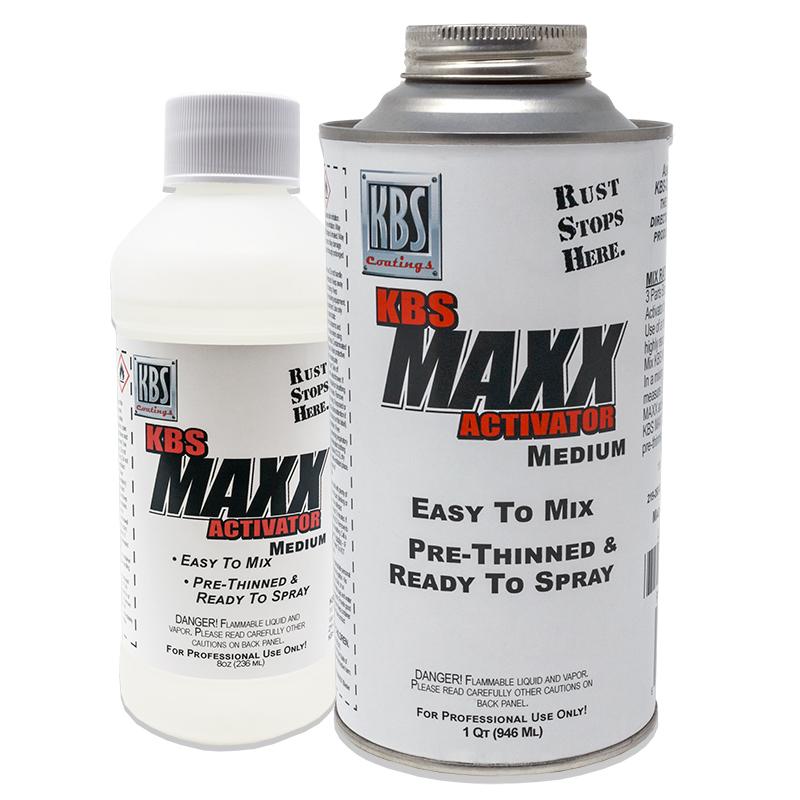 KBS MAXX Activator