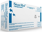 StarMed Latex Exam Gloves