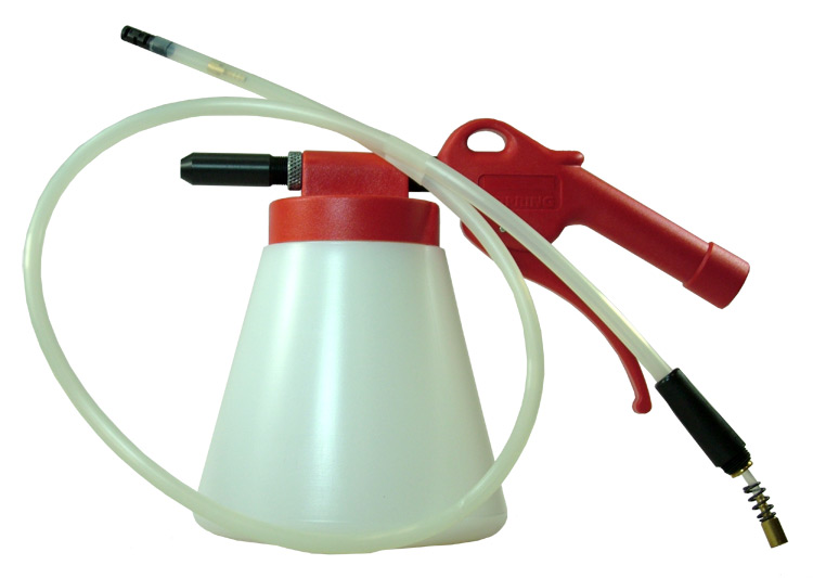 Underseal Spray Gun & Probe