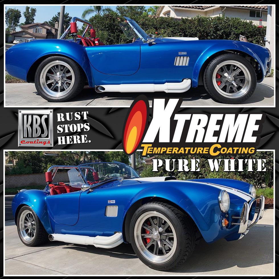 XTC - Xtreme Temperature Coating
