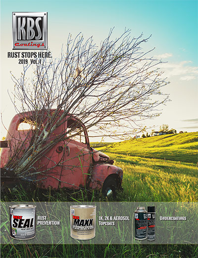 Request A Free KBS Coatings Full Color Catalog