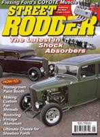 KBS Coatings - Street Rodder Magazine - May 2011